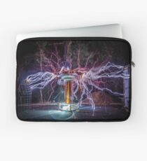 Electric Spider Laptop Sleeve