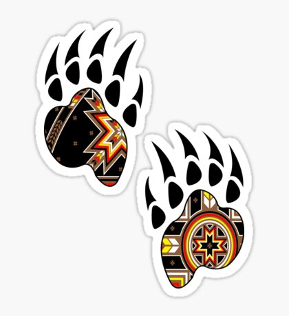 Bear Spirit Sticker