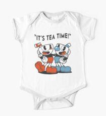 It's tea time! One Piece - Short Sleeve