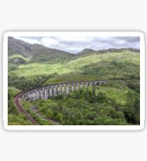 Glenfinnan Viaduct Scotland Sticker