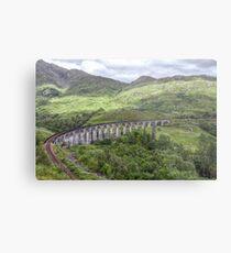 Glenfinnan Viaduct Scotland Metal Print