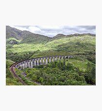 Glenfinnan Viaduct Scotland Photographic Print