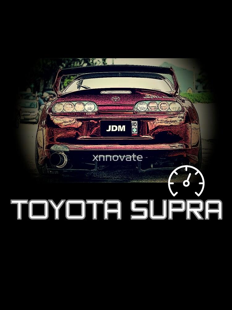Toyota Supra 02 by xnnovate