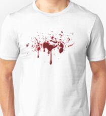 Halloween Blood Unisex T-Shirt