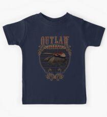 Outlaw Country Americana. Armadillo con guitarra Kids Clothes