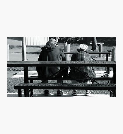 Ageless Love  Photographic Print