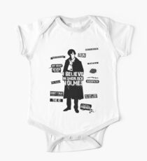 sherlock holmes - Detective Quotes Kids Clothes