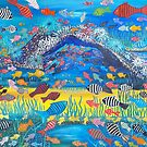 """A Fish cave"" by catherine walker"
