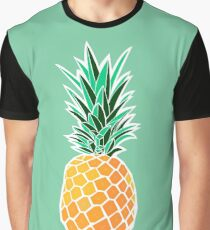 Pineapple Graphic T-Shirt