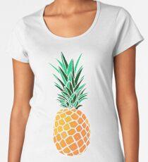 Pineapple Women's Premium T-Shirt