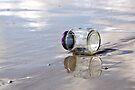 Left on the Beach by Jo Nijenhuis