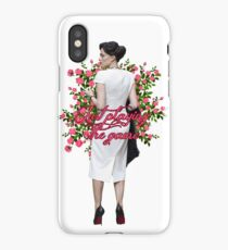Irene Adler iPhone Case