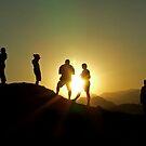 Sunset Photographers by Rhys Herbert