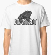 respect iguana Classic T-Shirt