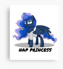 Princess Luna - NAP PRINCESS Canvas Print