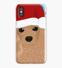 Happy New Year! Poodle iPhone Case