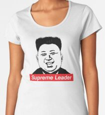 Supreme Leader Women's Premium T-Shirt