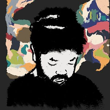 Nujabes Paint by mapeya