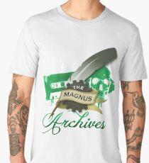 The Magnus Archives Logo Men's Premium T-Shirt