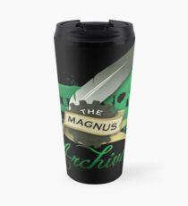 The Magnus Archives Logo Travel Mug
