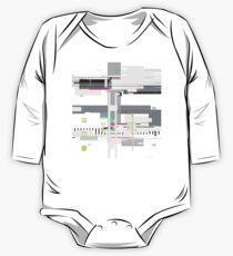 Architectural Graphics One Piece - Long Sleeve