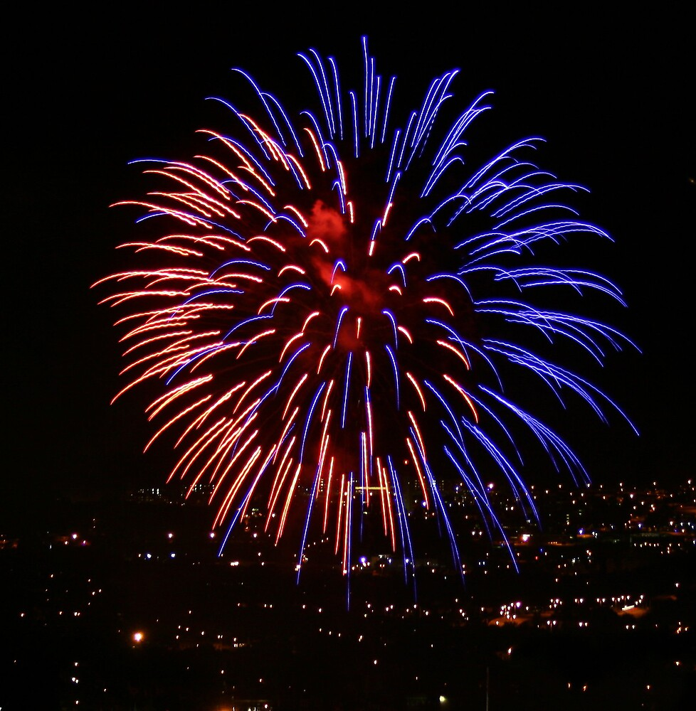 Fireworks 2 by GPMPhotography