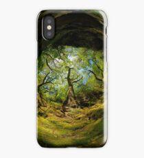 Ness Glen, Mystical Irish Wood iPhone Case/Skin