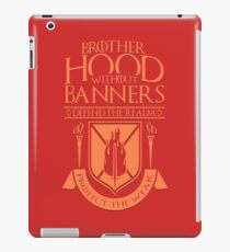 Brotherhood Without Banners iPad Case/Skin