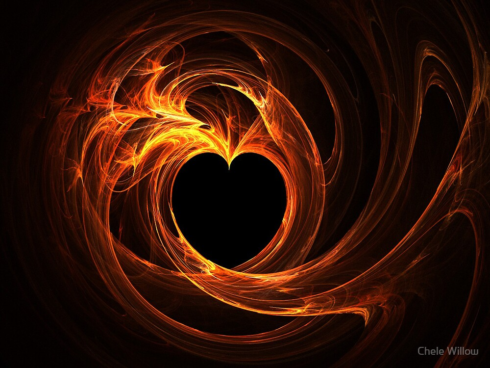 Heart On Fire by Chele Willow