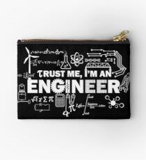 Trust Me I'm An Engineer Studio Pouch