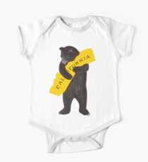 Kalifornien Baby Body Kurzarm