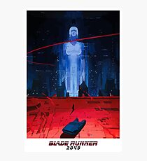 Blade Runner 2049 - Promotional Photographic Print