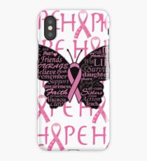 Breast Cancer Awareness Month  iPhone Case/Skin