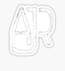 AJR Sticker