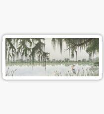 Magnolia Plantation Sticker