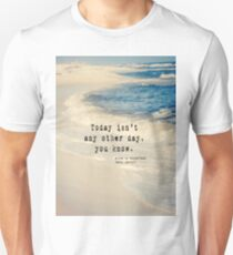 Lewis Carroll Today Unisex T-Shirt