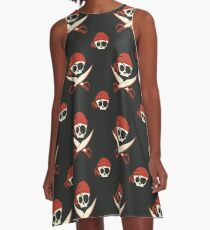 PIRATES A-Line Dress