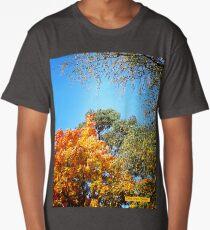 Colours of Autumn Long T-Shirt