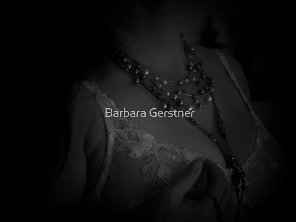 Hesitant..... by Barbara Gerstner