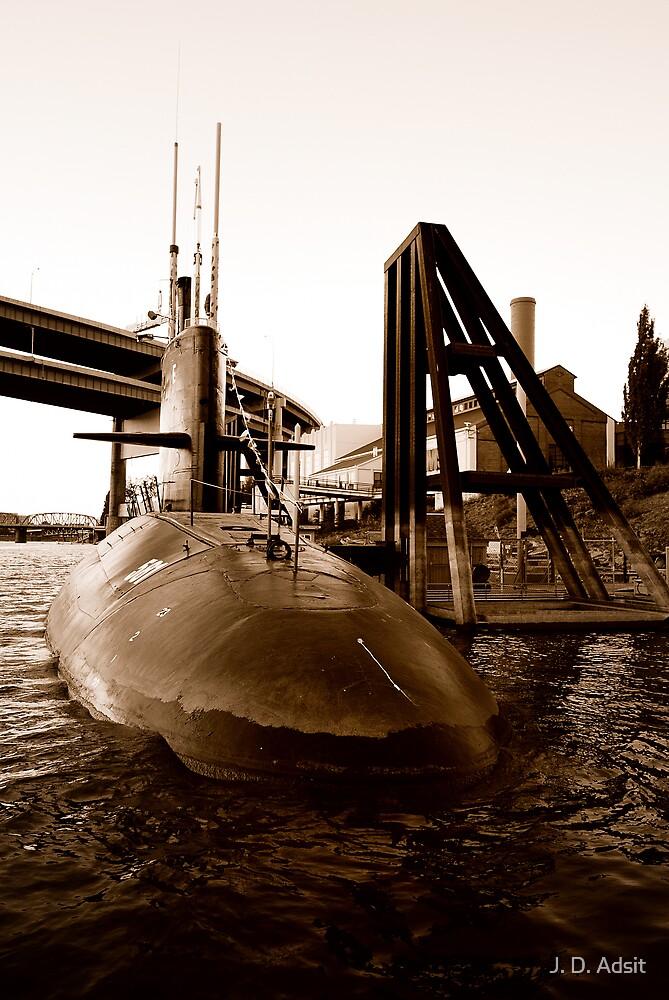 Submariner by J. D. Adsit