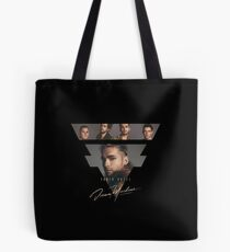 Tokio Hotel Logo (Bill) Tote Bag