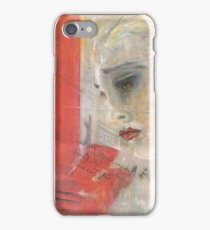 Sybil in New York (oil) iPhone Case/Skin