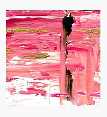FSS Pastel Oil Abstract Photographic Print