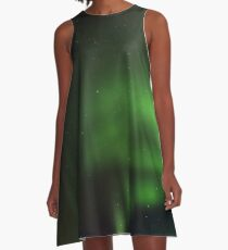 Northern Lights A-Line Dress