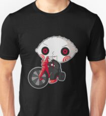 Family Guy - Stewie Griffin - JigStew Griffin - parody - fan art T-Shirt