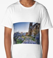 St Giles Wisteria Long T-Shirt