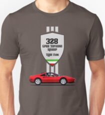 The 328 GTS 1987 Slim Fit T-Shirt