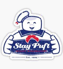 Stay Puft logo Sticker