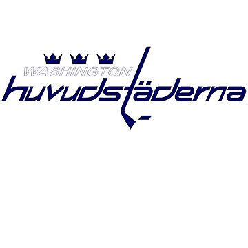 Swedish Capitals Logo blue by joshanda