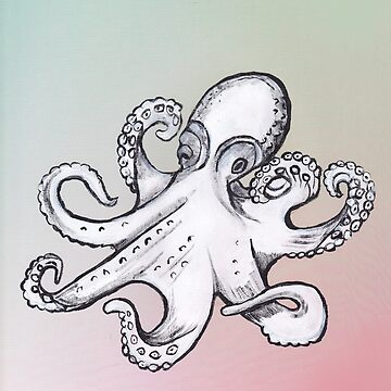 Octopus by MrMom